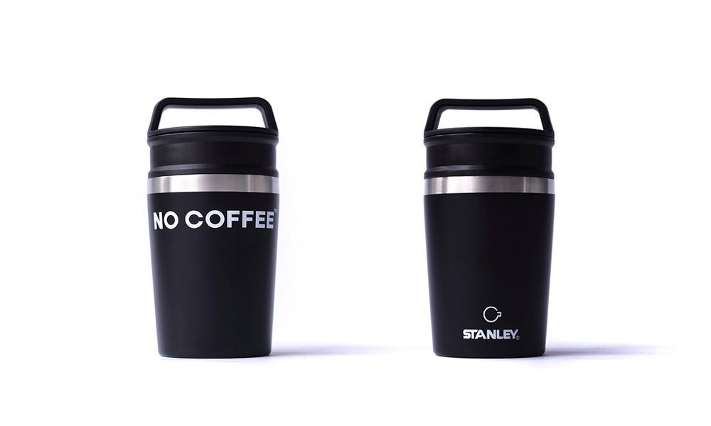 NO COFFEE × STANLEY 真空マグ 0.23l