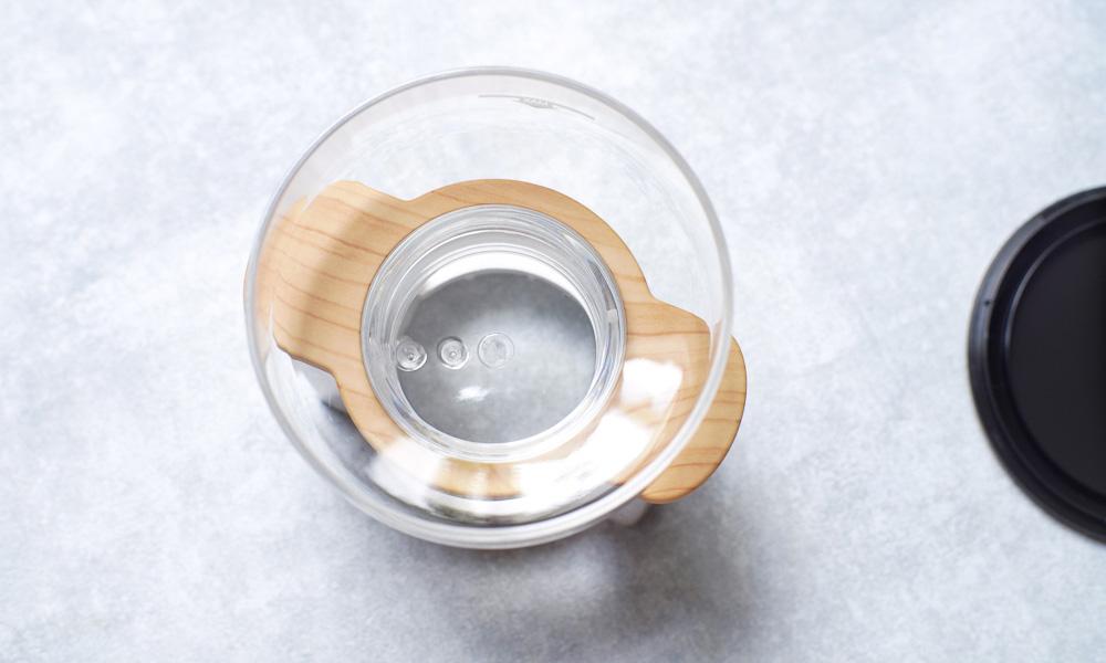 oceanrich(オーシャンリッチ)の  自動ドリップ・コーヒーメーカー 給湯サーバー