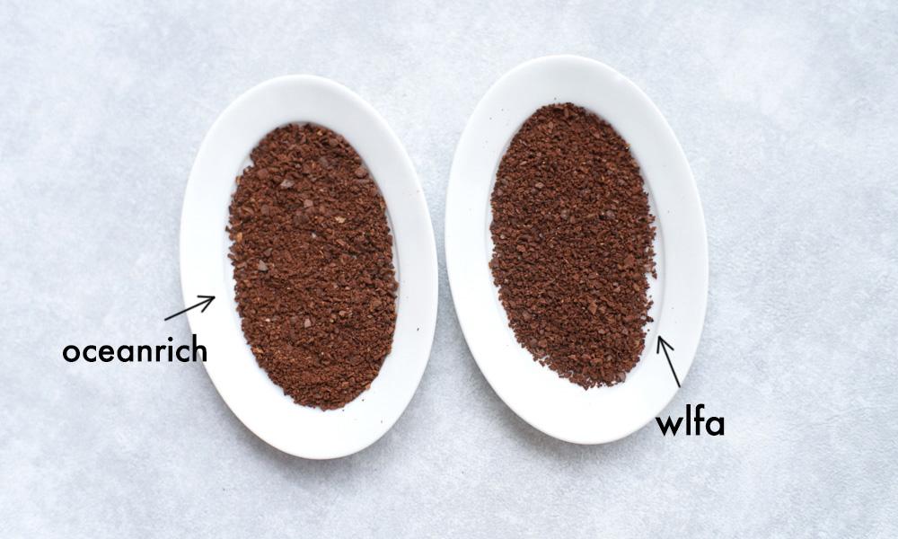oceanrich(オーシャンリッチ)のコーヒーグラインダー