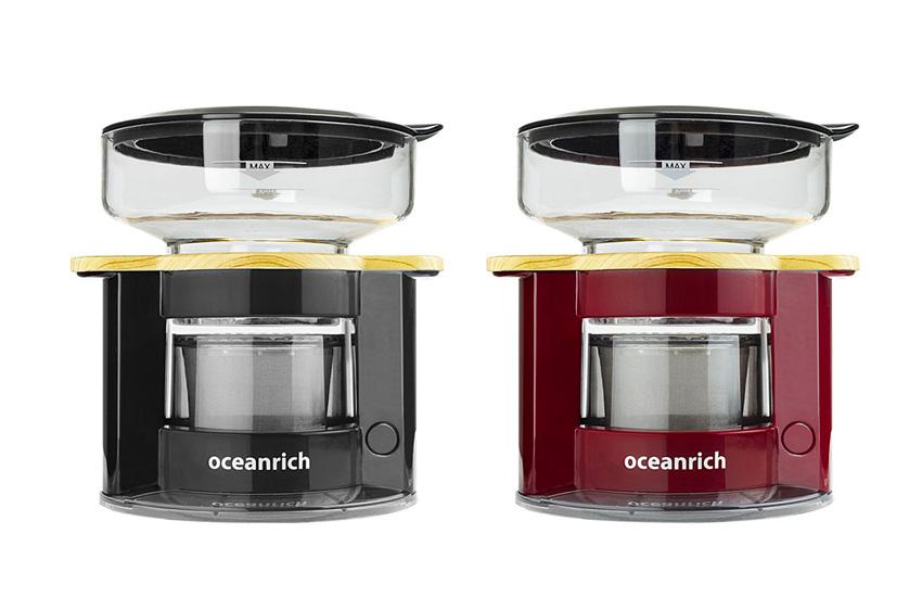 oceanrich自動ドリップ・コーヒーメーカー