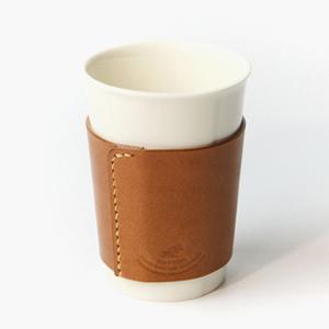 【ONE KILN × RHYTHM】 Leather Cup レザーカップ