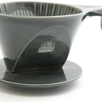 ONE KILN CERAMICS コーヒードリッパーグレー