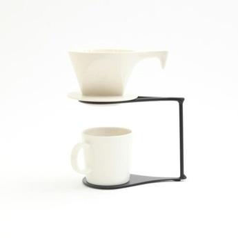 ONE KILN CERAMICS×Roam松田創意のワイヤースタンドのコーヒードリッパーセット