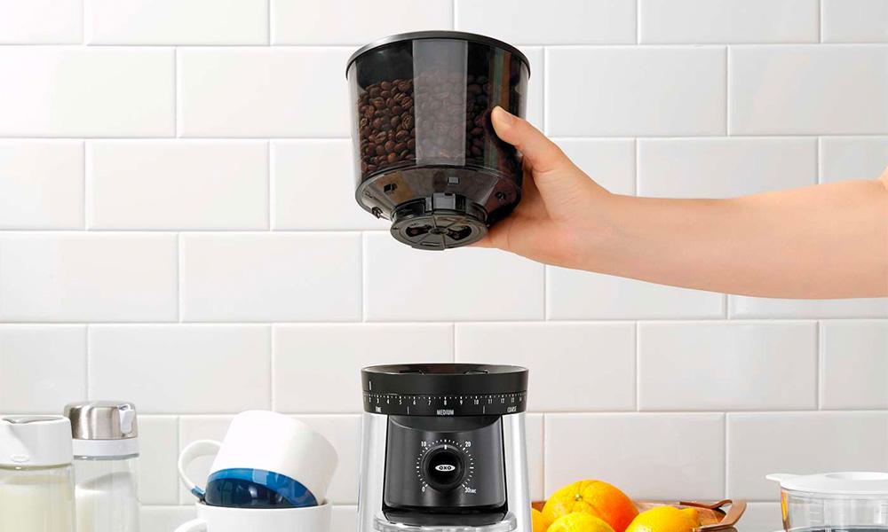 OXO(オクソー)タイマー式コーヒーグラインダー