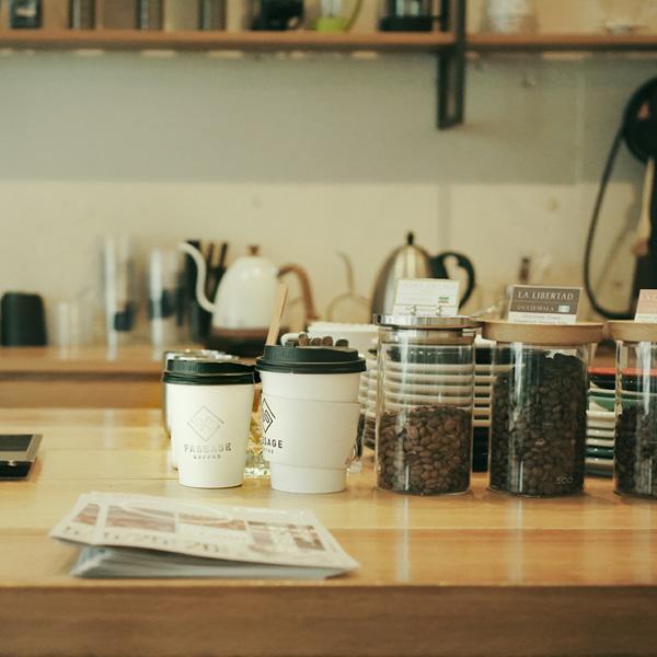 PASSAGE COFFEE(東京・港区芝 / 田町・三田)