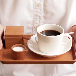 Hitonariさんのプチカフェセット