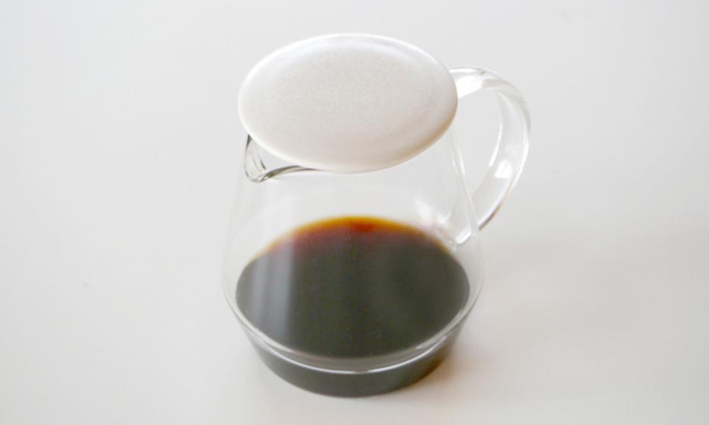 コーヒーサーバー『Pitchii』フタ