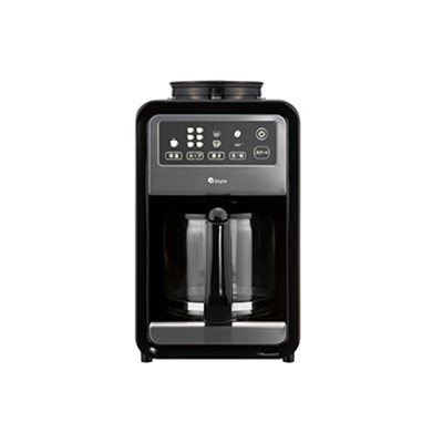 スマート家電 【+Style ORIGINAL】スマート全自動コーヒーメーカー