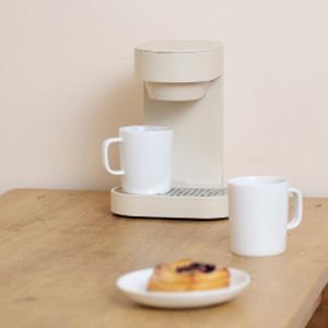 ±0(プラスマイナスゼロ) コーヒーメーカー2カップ