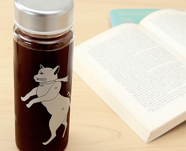 プシプシーナ珈琲 リユースボトル