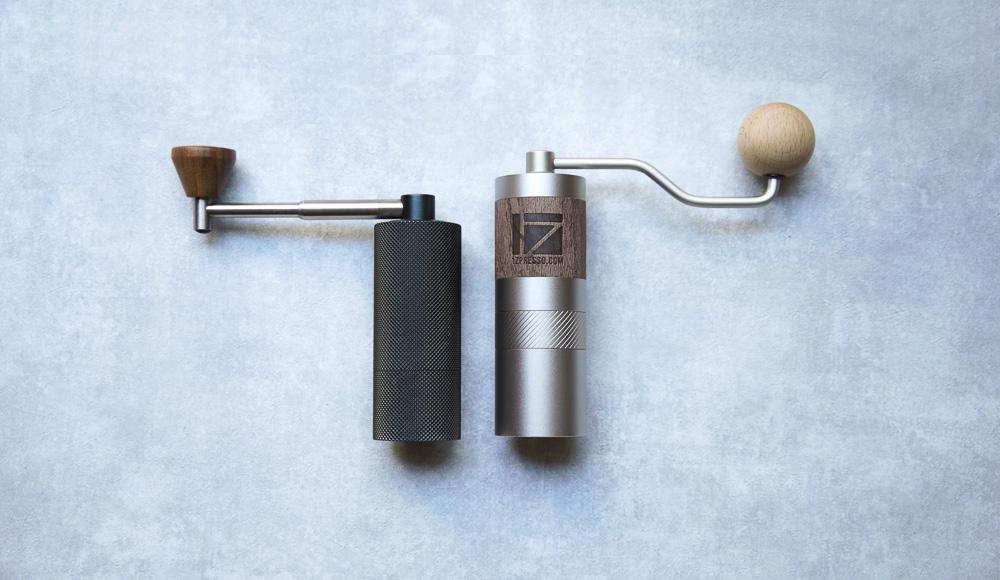 1Zpresso Q2モデル Timemore NANO