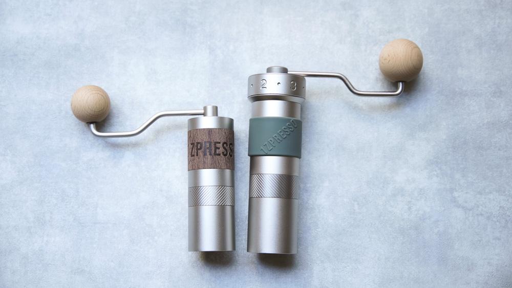 1Zpresso ZproとQ2モデル