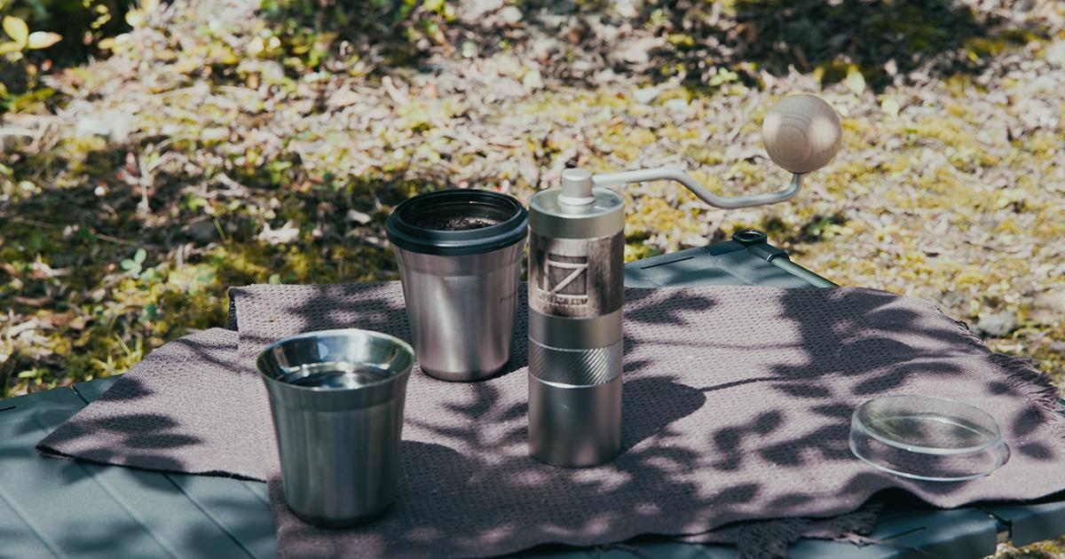 1Zpresso Q2モデル コーヒーセット