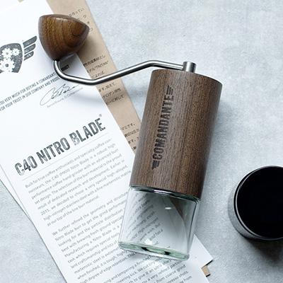COMANDANTE コマンダンテ コーヒーグラインダー
