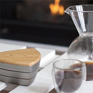 挽いたコーヒー粉の大きさをこれでもかってぐらい揃えてくれる『The RAFINO』が、新しい!