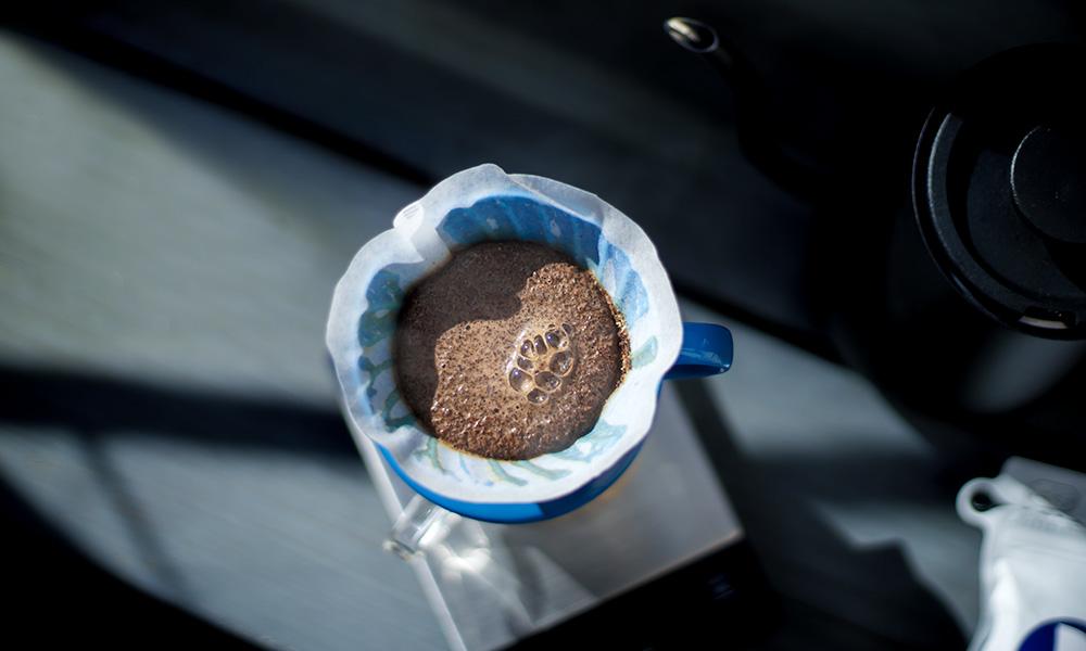 REC COFFEE エチオピア イルガチェフェ ホワイト ドリップ