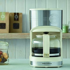 récolte(レコルト)から、新たなコーヒーメーカー『ホームコーヒースタンド』が発売されます。
