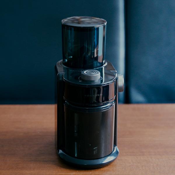 コンパクトサイズでリーズナブル! レコルトのコーヒーグラインダー【レビュー】