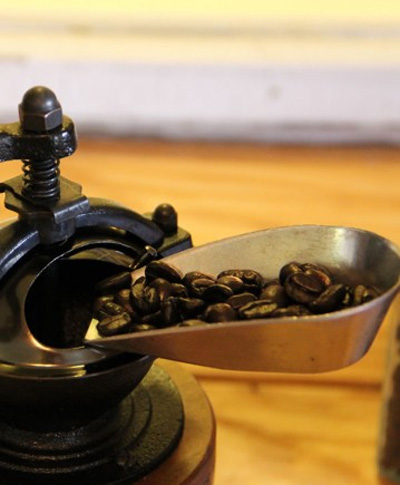 RED ROOSTER TRADING COMPANY の「camano coffee mill」