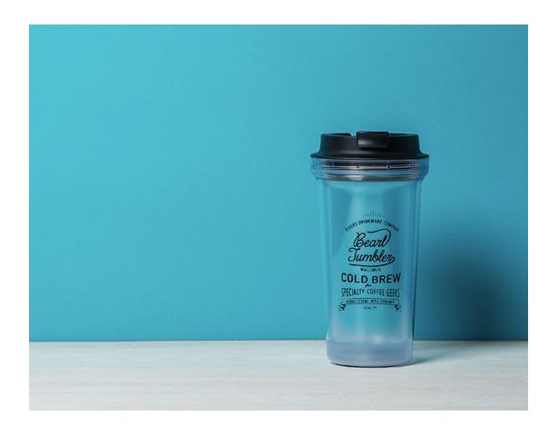 RIVERSの一杯取り専用水出しタンブラー『ウォールマグ バール コールドブリュー』