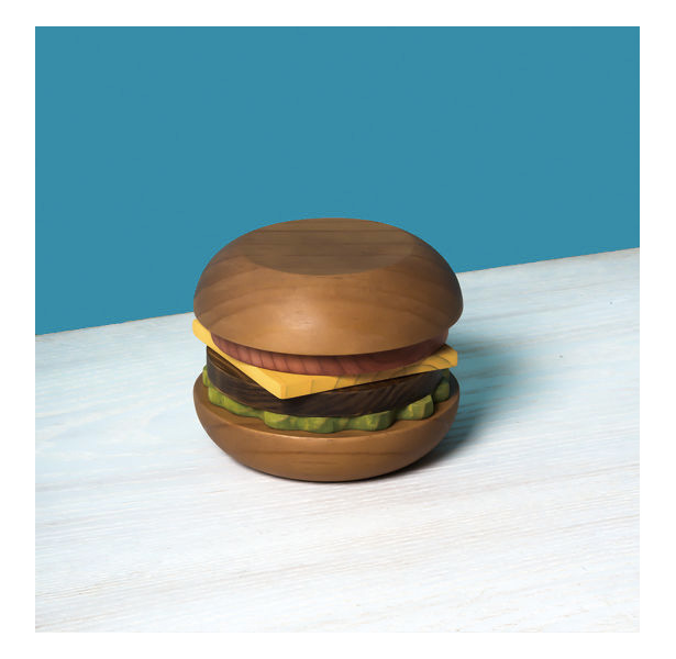 RIVERSのHAMBURGER COASTER Stax