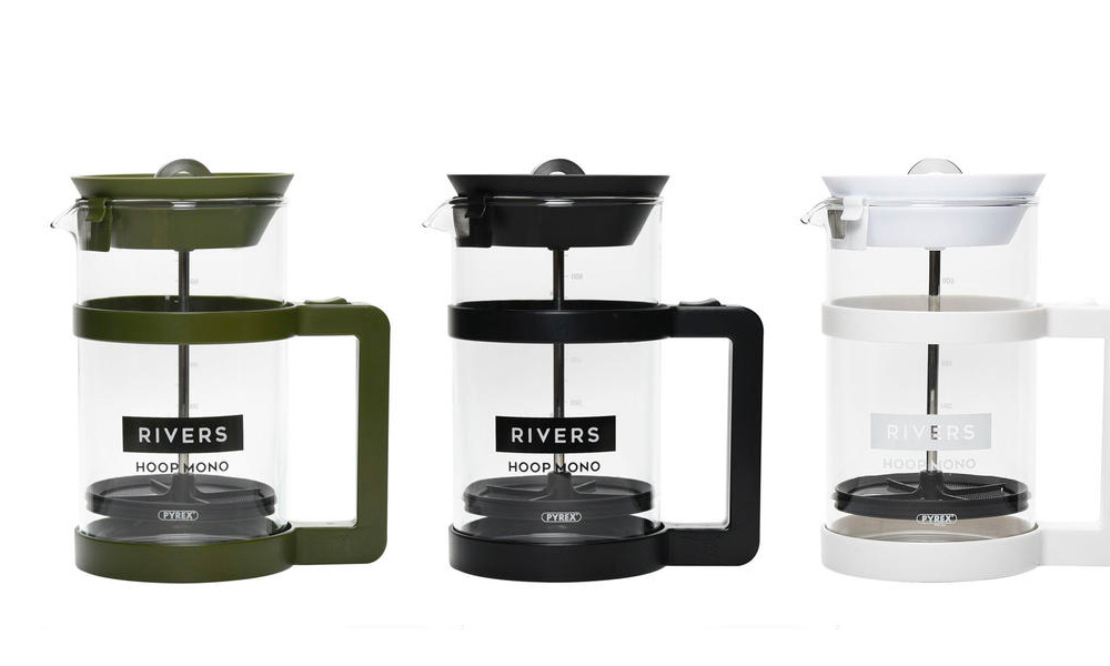RIVERS リバーズ COFFEEPRESS HOOP MONO コーヒープレス フープ モノ