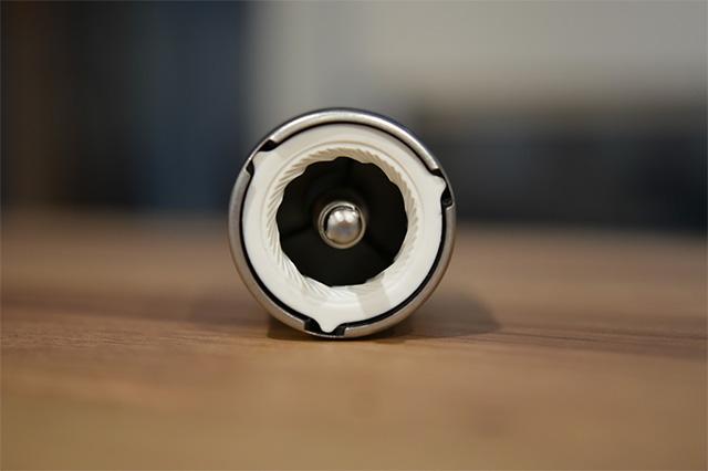 RIVERS(リバーズ)コーヒーグラインダー GRIT(グリット) 刃の部分
