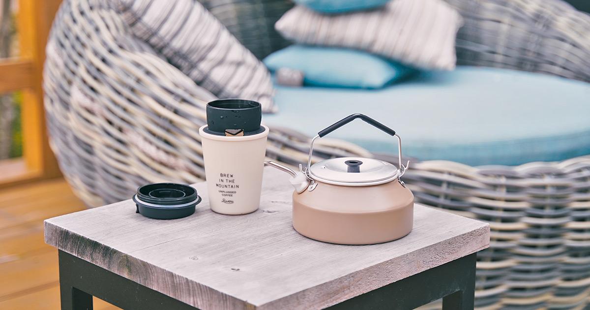 RIVERS(リバーズ)のコーヒー器具
