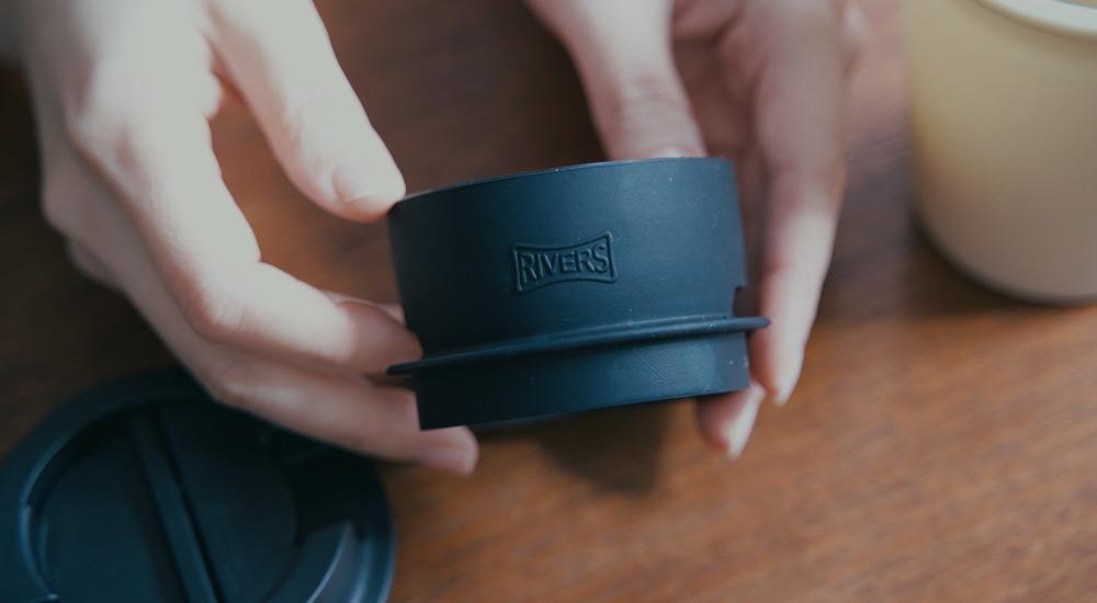 RIVERS(リバーズ) ウォールマグ スリーク マイクロコーヒードリッパー