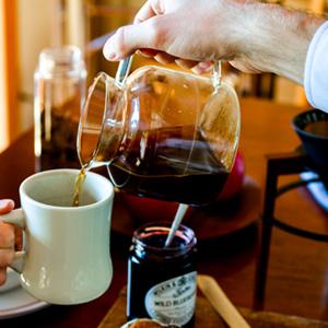 RIVERS(リバーズ)の、COFFEE SERVER FLOCK(コーヒーサーバー フロック)