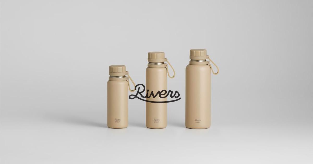 RIVERS(リバーズ)バキュームフラスク スタウト