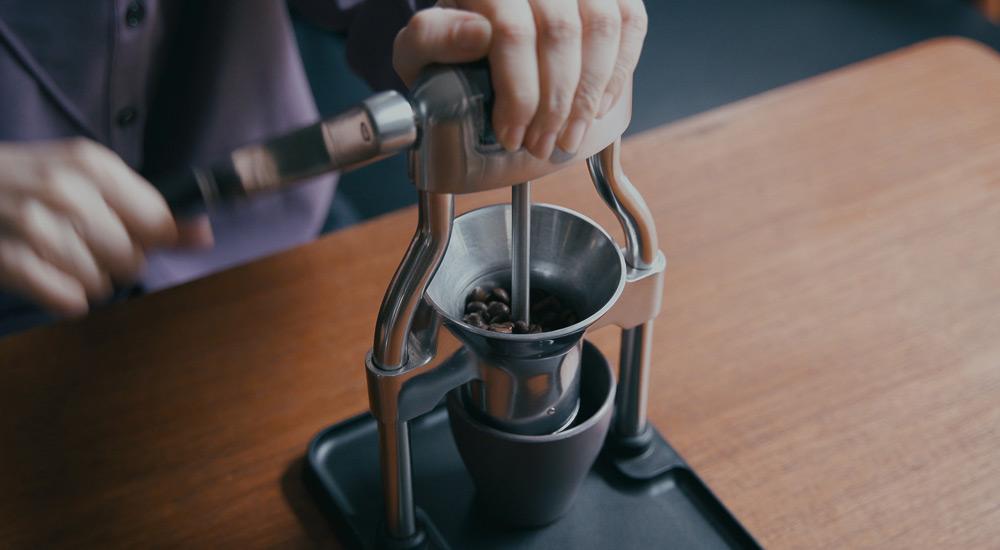 ROK コーヒーグラインダー