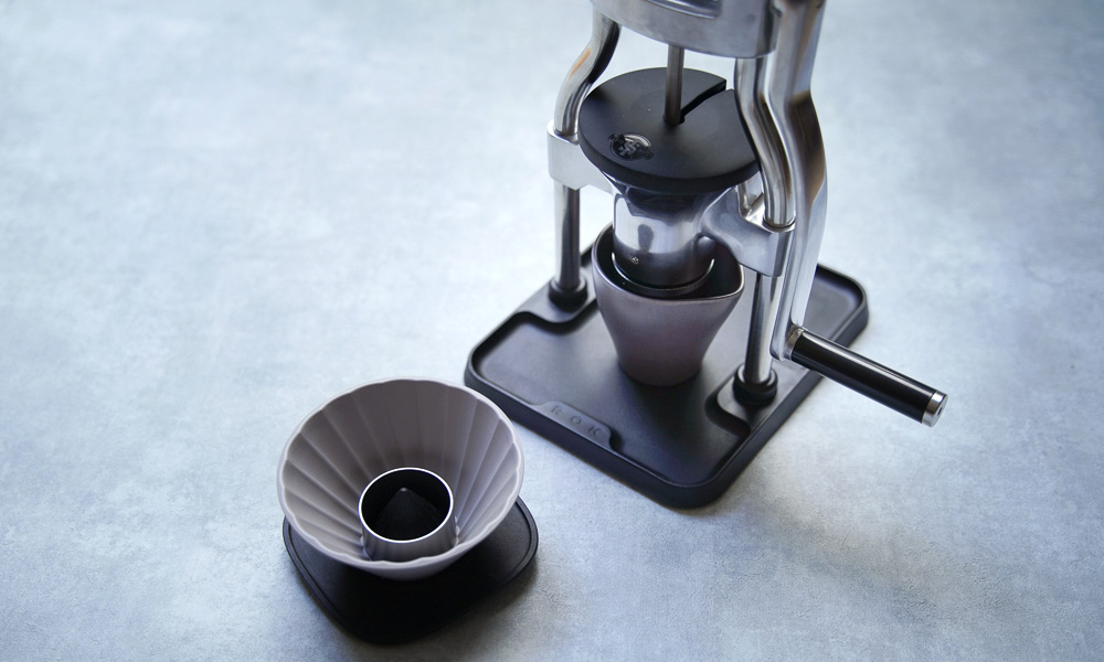 ROK Coffee Grinder GC