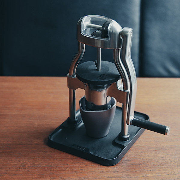 ROKのコーヒーミル【ROK Coffee Grinder GC】  その性能と使い勝手レビュー!