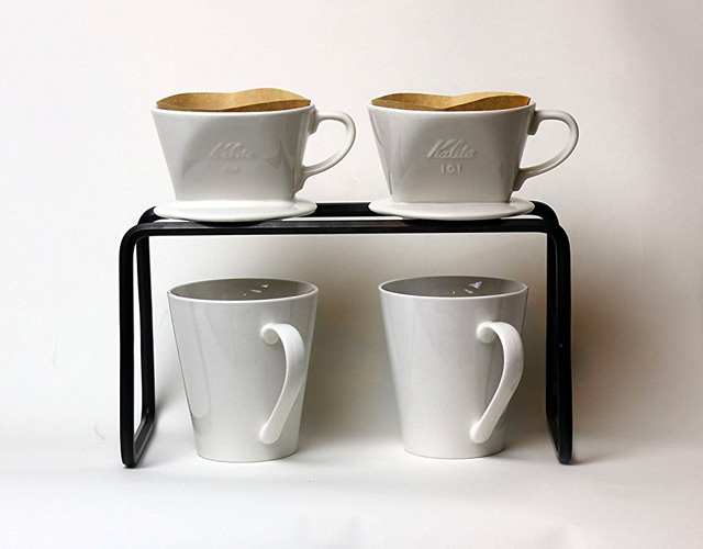 8mm Drip Stand Long coffee stand