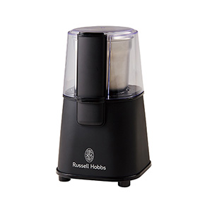 ラッセルホブスのコーヒーグラインダーにマットブラック登場してます!