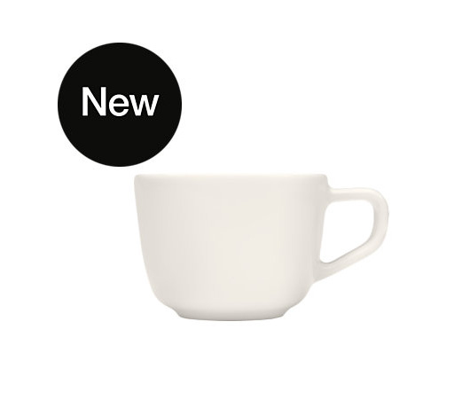 iittala(イッタラ)Sarjaton(サルヤトン)ホワイト エスプレッソサイズのカップ