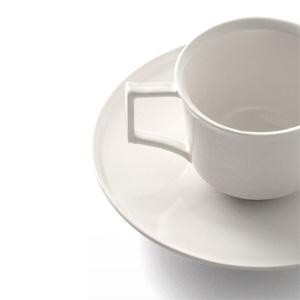 東屋(あづまや)× 猿山修のコーヒーカップソーサー