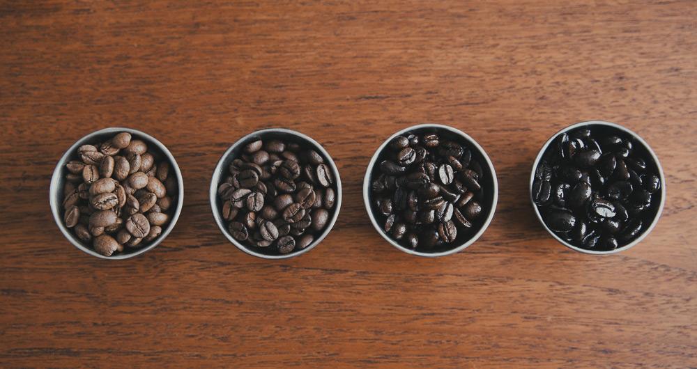 コーヒー豆 焙煎度