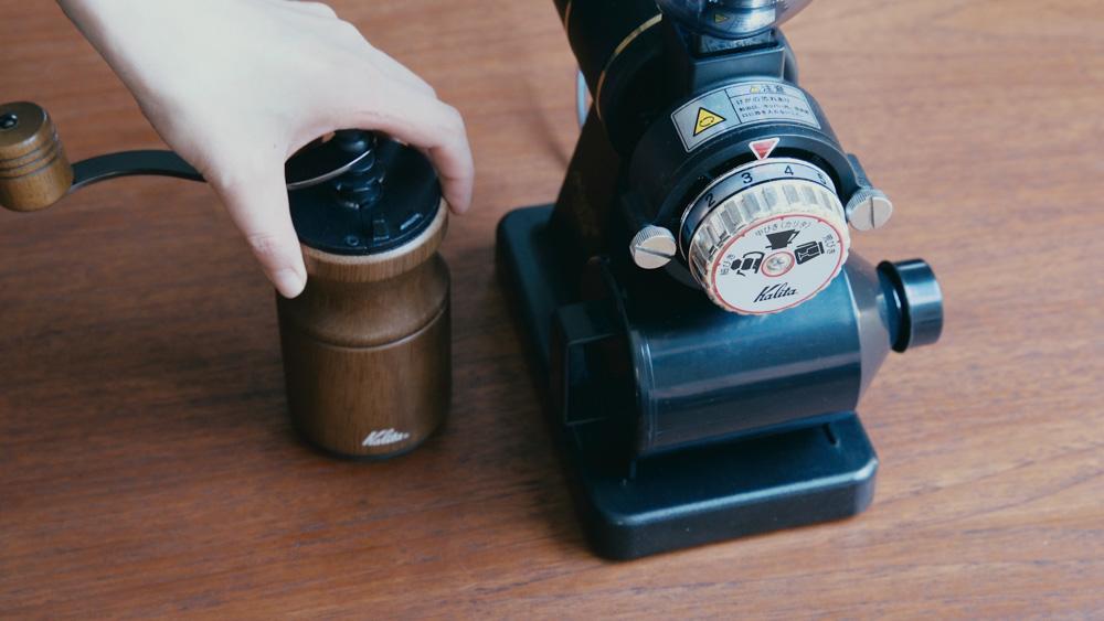 電動コーヒーミルにするか、手動コーヒーミルにするか