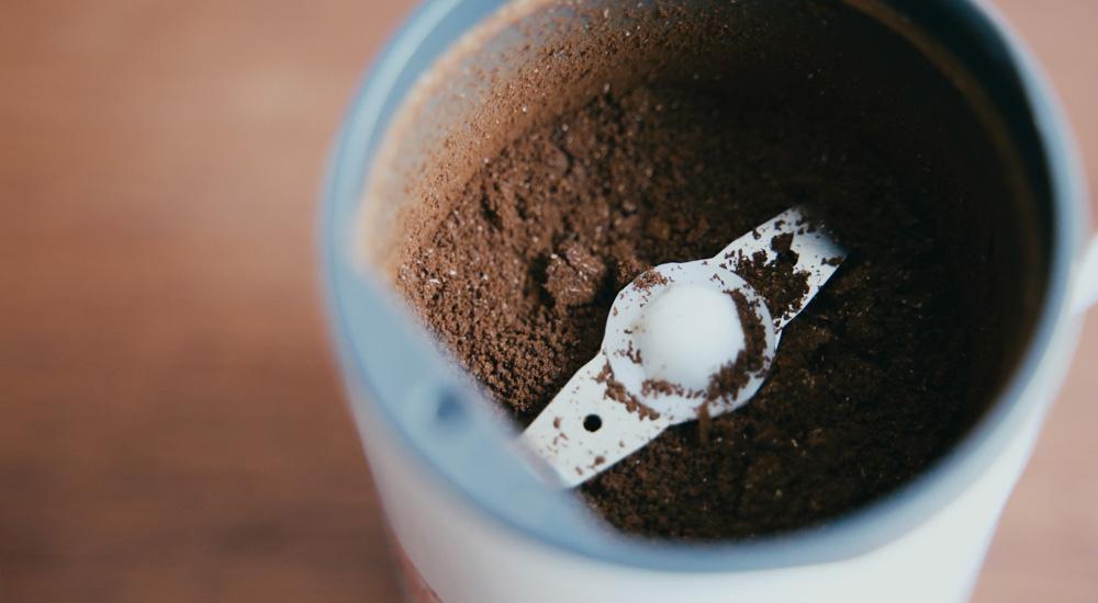 コーヒーミル ブレード式・プロペラ式
