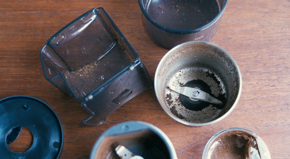 コーヒーミル コンテナ