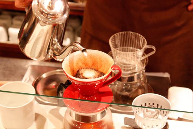 豆香洞コーヒーセミナー HARIO(ハリオ)