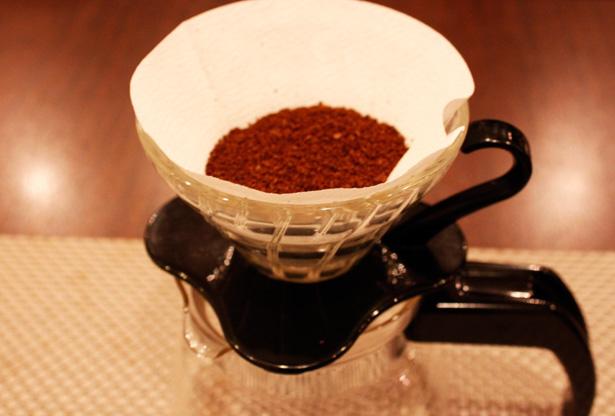 豆香洞コーヒー ハリオ