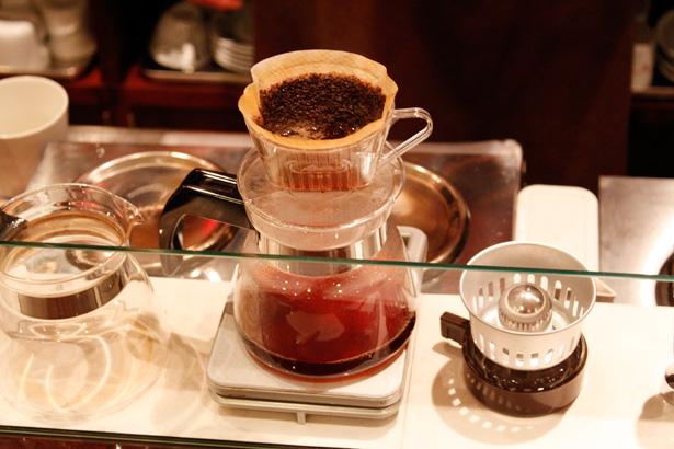 豆香洞コーヒー - ペーパードリップ(メリタ)