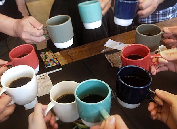 スターバックスコーヒー 波佐見焼マグカップ