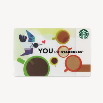 スターバックス カード ハミングバード 2013