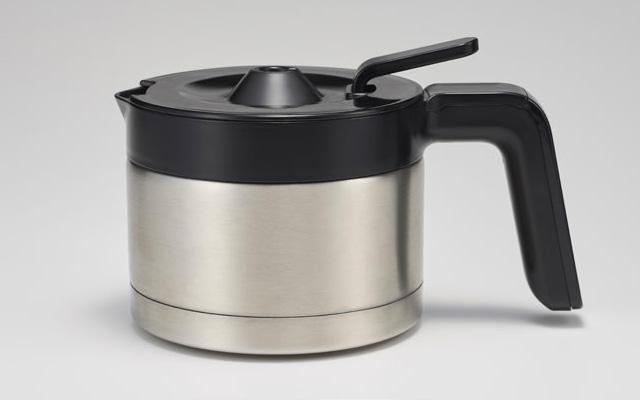 siroca(シロカ)コーン式全自動コーヒーメーカー ステンレスコーヒーサーバー