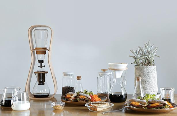 iwakiの新しいコーヒーシリーズ『SNOWTOP』