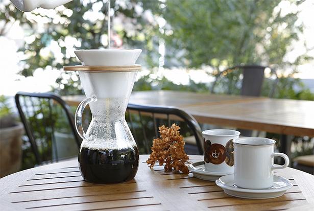 iwaki SNOWTOP コーヒーカラフェ &ドリッパーセット 600ml